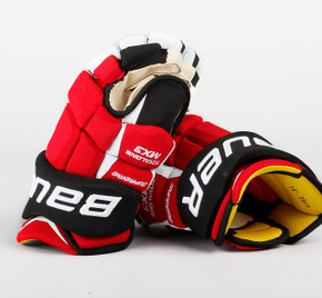 "14"" Bauer Total One MX3 Gloves - Taylor Hall New Jersey Devils"