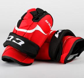 "14"" CCM HG12 Gloves - Team Stock New Jersey Devils"