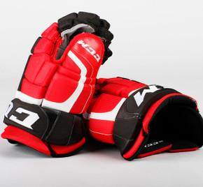 "14"" CCM HGCLPR Gloves - Team Stock New Jersey Devils"