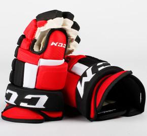 "14"" CCM HG97 Gloves - Team Stock New Jersey Devils #3"
