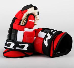 "14"" CCM HG97 Gloves - Team Stock New Jersey Devils"
