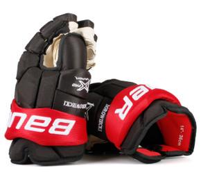 "14"" Bauer Vapor 1X Pro Gloves - Mark Borowiecki Ottawa Senators"