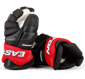 "13"" Easton Synergy HSX Gloves - Team Stock Ottawa Senators"