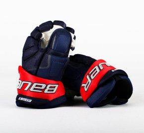 "14"" Easton Synergy GX Gloves - Cam Atkinson Columbus Blue Jackets #3"
