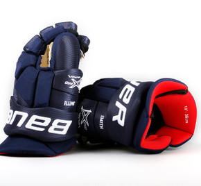 "14"" Bauer Vapor 1X  Pro Gloves - Reilly Smith Florida Panthers"