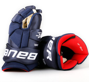 "14"" Bauer Vapor 1X Pro Gloves - Jakub Kindl Florida Panthers"