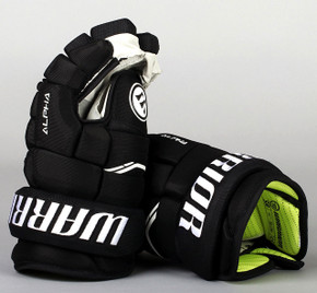"13"" Warrior Alpha QX Gloves - Team Stock Colorado Avalanche"