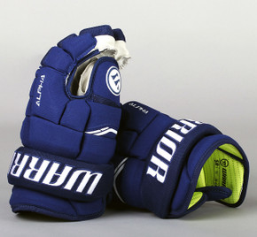 "13"" Warrior Alpha QX Gloves - Team Stock Vancouver Canucks"