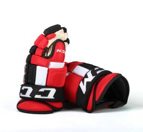 "13"" CCM HG97 Gloves - Team Stock New Jersey Devils #2"