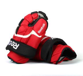 "15"" Reebok 11KP Gloves - Team Stock New Jersey Devils"