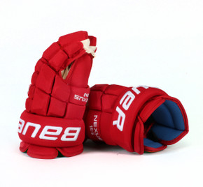"14"" Bauer Nexus 1N Gloves - Riley Sheahan Detroit Red Wings #2"