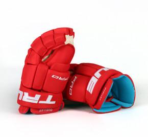 "14"" TRUE Pro Gloves - Xavier Ouellet Detroit Red Wings"