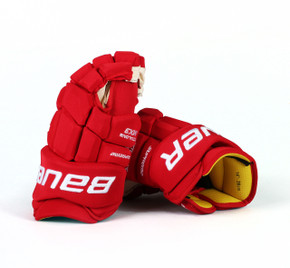 "14"" Bauer Total One MX3 Gloves - Johan Franzen Detroit Red Wings"