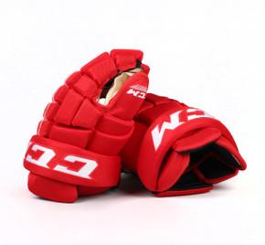 "13"" CCM HG4RRP Gloves - Team Stock Carolina Hurricanes"