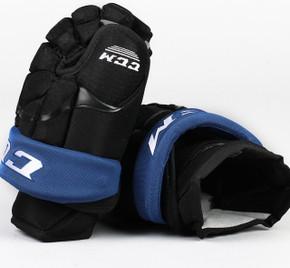 "13"" CCM HG12 Gloves - Team Stock Tampa Bay Lightning"