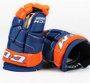 "13"" CCM HG50XP Gloves - Team Stock Edmonton Oilers #2"