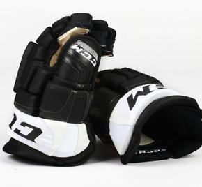 """13"""" CCM HGCLPP Gloves - Team Stock Pittsburgh Penguins"""