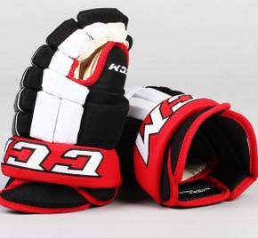 "13"" CCM HG97 Gloves - Team Stock Portland Pirates"