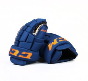 """13"""" CCM HG4RRP Gloves - Team Stock Edmonton Oilers"""