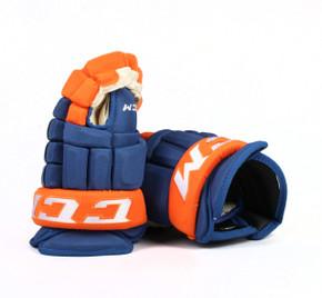 "13"" CCM HG96XP Gloves - Team Stock Edmonton Oilers"