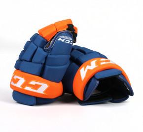 """13"""" CCM HG4RXP Gloves - Team Stock Edmonton Oilers"""