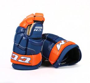 "13"" CCM HG50XP Gloves - Team Stock Edmonton Oilers"