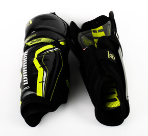 "13"" JR - Warrior Alpha QX Pro Shin Guards"