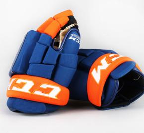 """13"""" CCM HG4RPP Gloves - Team Stock Edmonton Oilers #2"""
