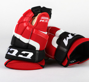 "13"" CCM HG50 Gloves - Team Stock Albany Devils #2"