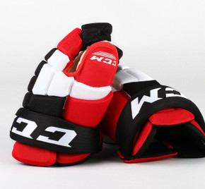 "13"" CCM HG4RRP Gloves - Team Stock Albany Devils"