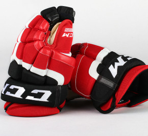 "13"" CCM HG50 Gloves - Team Stock Albany Devils"