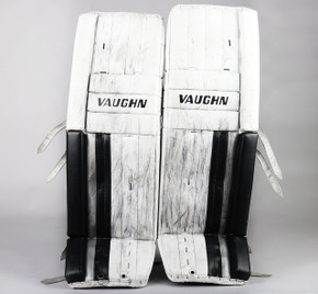 "36"" - Vaughn XFP Pro White Pads - Cal Petersen Los Angeles Kings"