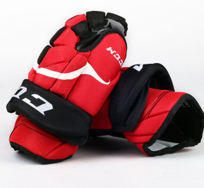 "14"" CCM HG12 Gloves - Team Stock New Jersey Devils #3"