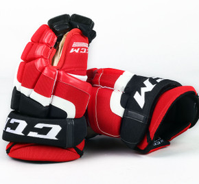 "13"" CCM HG50 Gloves - Team Stock New Jersey Devils"