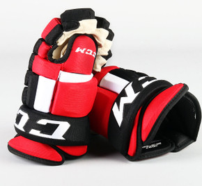 "13"" CCM HG97 Gloves - Team Stock Albany Devils"