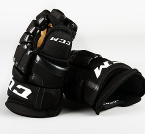 "13"" CCM HG55XP Gloves - Team Stock Dallas Stars"