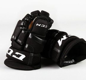 """13"""" CCM HG55PP Gloves - Team Stock Dallas Stars"""