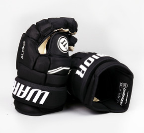 "13"" Warrior Alpha QX Gloves - Team Stock Los Angeles Kings"