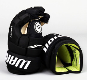 "13"" Warrior Alpha QX Gloves - Team Stock Anaheim Ducks"