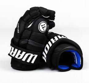 """13"""" Warrior Covert QRL Pro Gloves - Team Stock Anaheim Ducks"""