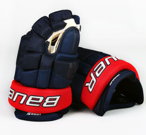"14"" Easton 4 Roll Pro NRW Gloves - Ryan Murray Columbus Blue Jackets #3"