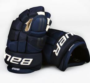 "14"" Easton 4 Roll Pro NRW Gloves - Ryan Murray Columbus Blue Jackets #4"