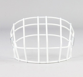 Bauer RPPROFILE X White Goalie Cage