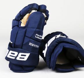 "14"" Bauer Vapor APX 2 Pro Gloves - TJ Galiardi Winnipeg Jets"