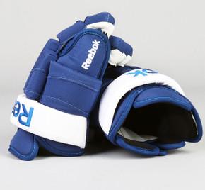 "14"" Reebok HGSTJR Gloves - Team Stock Toronto Maple Leafs"