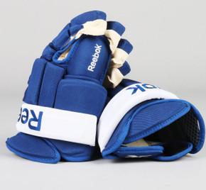 "15"" Reebok HG95XP Gloves - Team Stock Toronto Maple Leafs"
