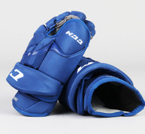"14"" CCM HG12XP Gloves - Ben Smith Toronto Maple Leafs"