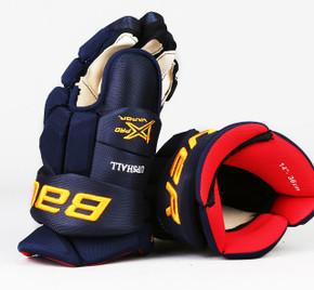 "14"" Bauer Vapor 1X  Pro Gloves - Scotty Upshall St. Louis Blues"