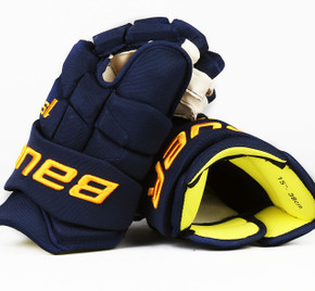 "15"" Bauer Supreme 1S Gloves - Tage Thompson St. Louis Blues"