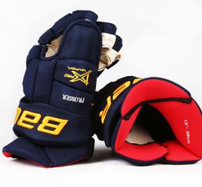 """15"""" Bauer Vapor 1X  Pro Gloves - Nate Prosser St. Louis Blues"""